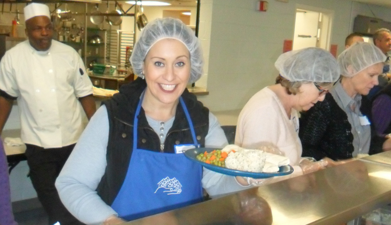 spencer savings bank lends evas village a hand feeding the hungry