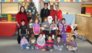 Spencer Savings Bank continues annual tradition of holiday toy drive for local organizations