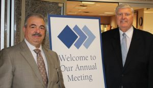 Spencer Savings Bank Re-elects Board of Directors Member at Annual Meeting