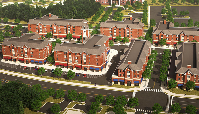 Spencer Savings Bank's New Financial Center Set To Open This Summer In TCNJ'S Campus Town