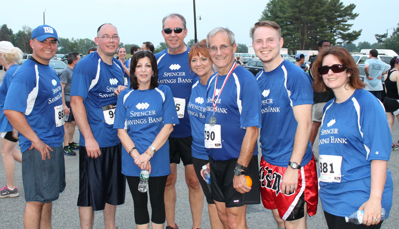 Spencer Savings Bank Sponsors Community Hope's 5K Run