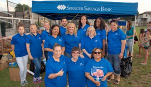 Spencer Savings Bank's Movies Under The Stars In Garfield Draws Over 700 Attendees