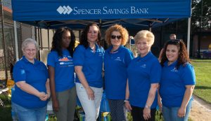 """Spencer Savings Bank Kicks Off Summer with their Annual """"Movies Under the Stars"""" Series"""