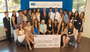 Spencer Savings Bank Awards Local Students $23,500 in Scholarships