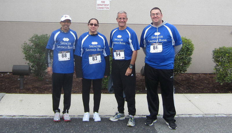 Spencer Savings Bank Sponsors & Participates in Lyndhurst 5K Run
