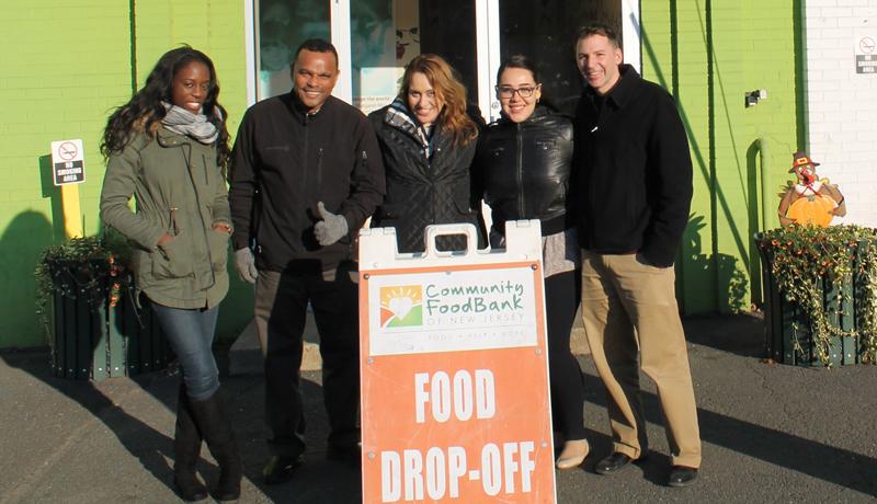 Spencer Savings Bank Hosts Annual Food Drive