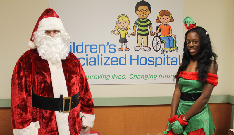 Spencer Savings Bank Donates Toys to Local Charities for the Holidays