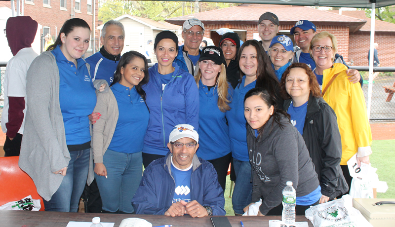 Spencer Savings Bank Sponsors & Participates in the Nutley Chamber of Commerce 5K Run