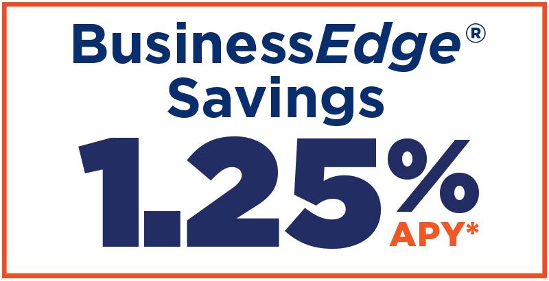 BusinessEdge Savings Rate