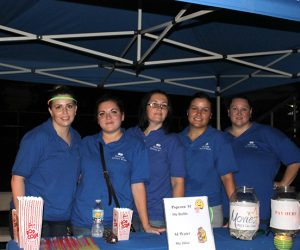 Garwood Residents Enjoy Fourth Annual Movies Under the Stars