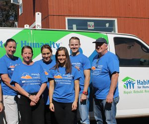 Spencer Savings Bank Partners with Habitat for Humanity of Bergen County for Third Annual Build Day