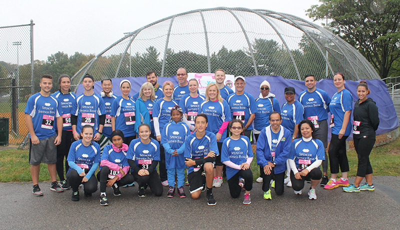 Spencer Savings Bank Sponsors & Participates in the Garfield YMCA 5K Run