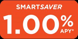 SmartSaver 1%