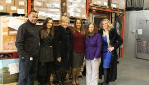 Spencer Savings Bank Donates More Than 1,000 Pounds of Food in 10th Annual Thanksgiving Food Drive