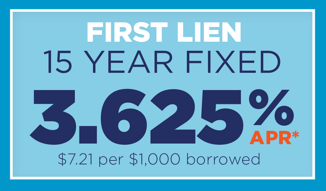 Fixed First Lien 15 Year
