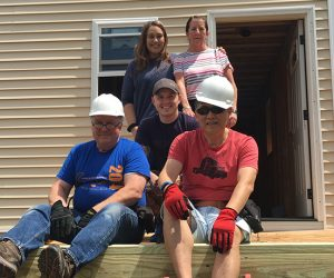 Paterson Habitat for Humanity Build Day
