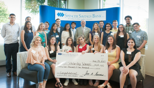 Winners of 2017 Scholarship Program