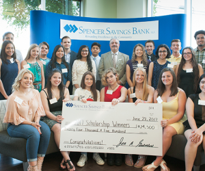 Winners of 2017 Scholarship Program