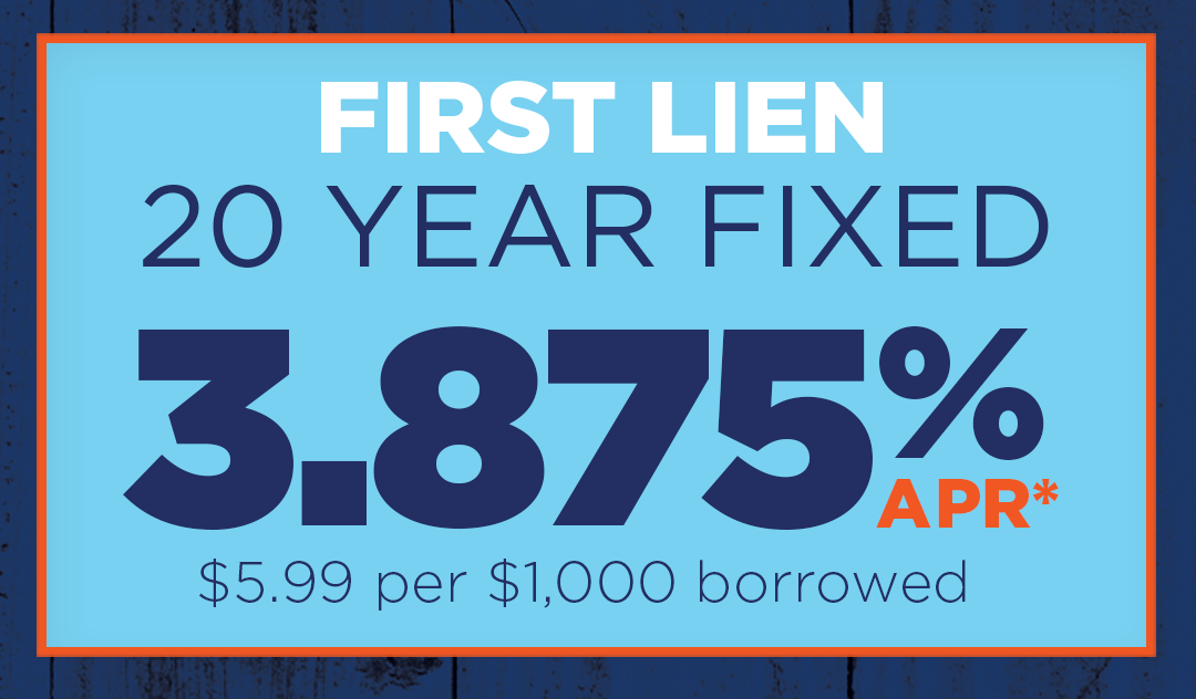 Loan Fest 20 Year Fixed Rate