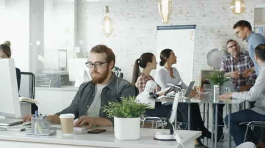 TV Commercials Business Edge
