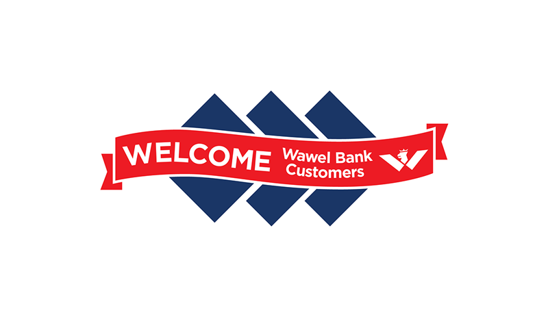 Welcome Wawel Bank Customers