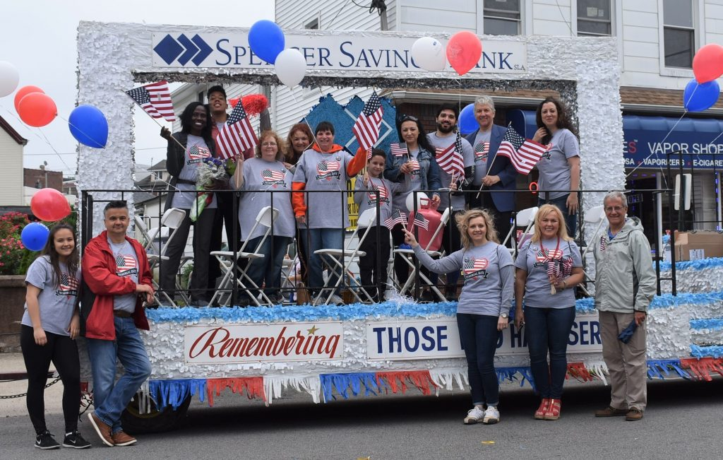 Garfield Memorial Day Parade Float