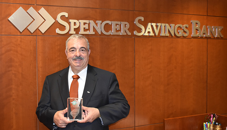 CEO Spencer Savings Bank