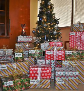 Holiday Toy Drive Gifts