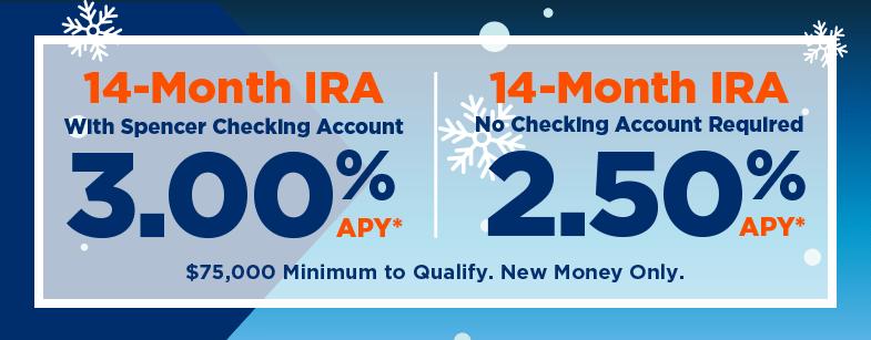 Jumbo IRA Rates
