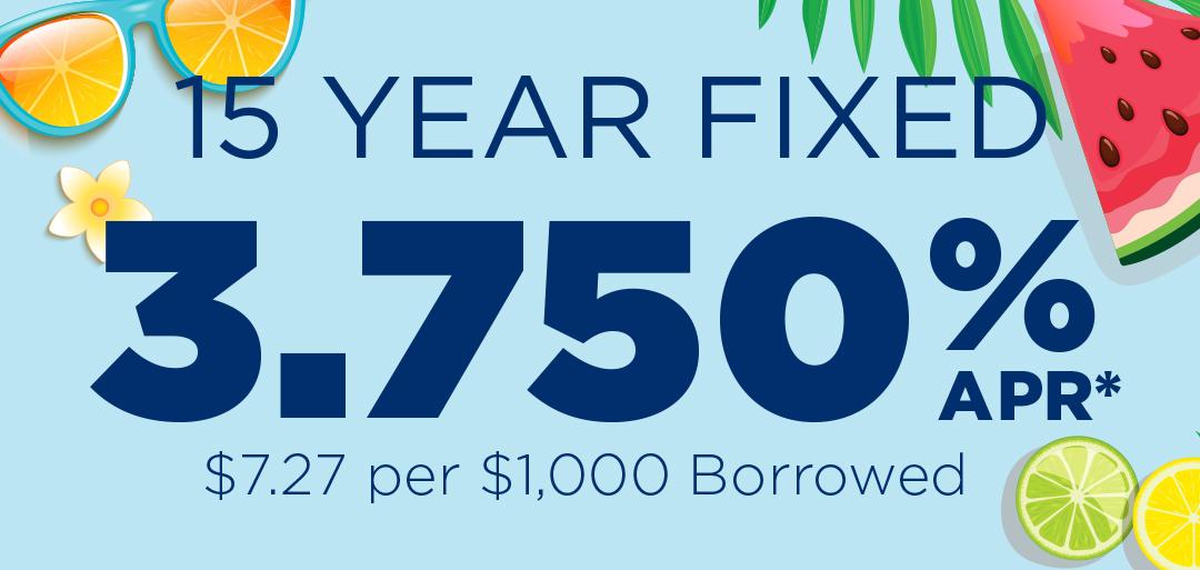 Fixed First Lien 15 Year