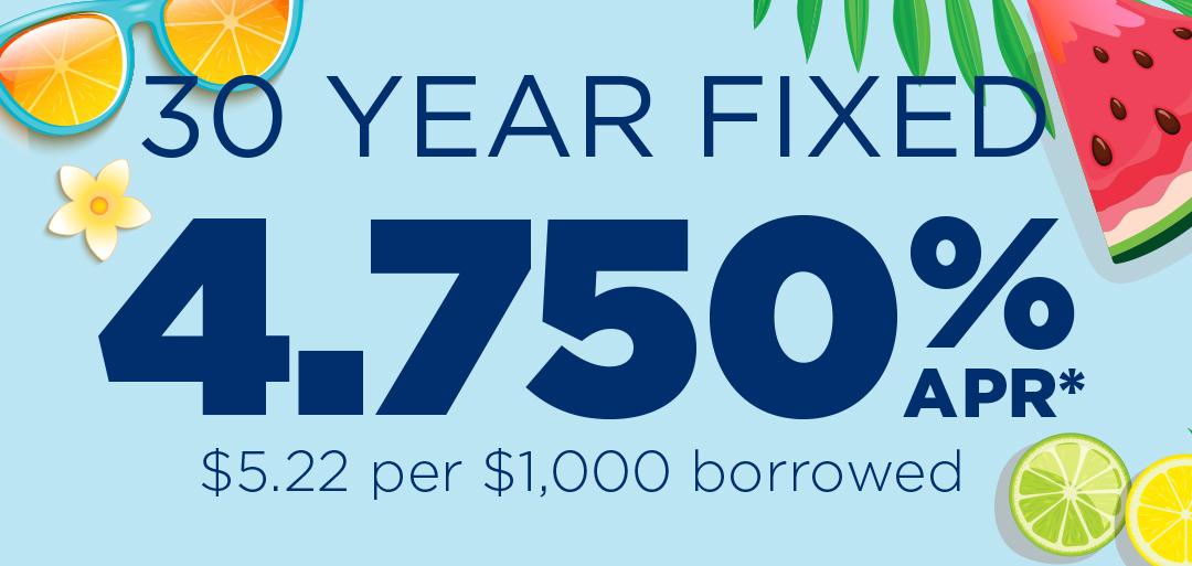 Fixed First Lien 30 Year