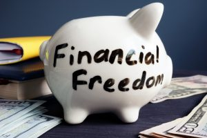Achieveing more financial freedom