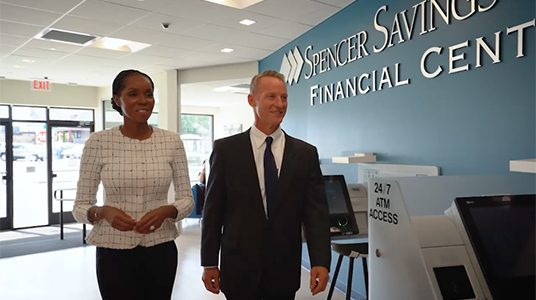 Spencer Savings Bank - Corporate Branding