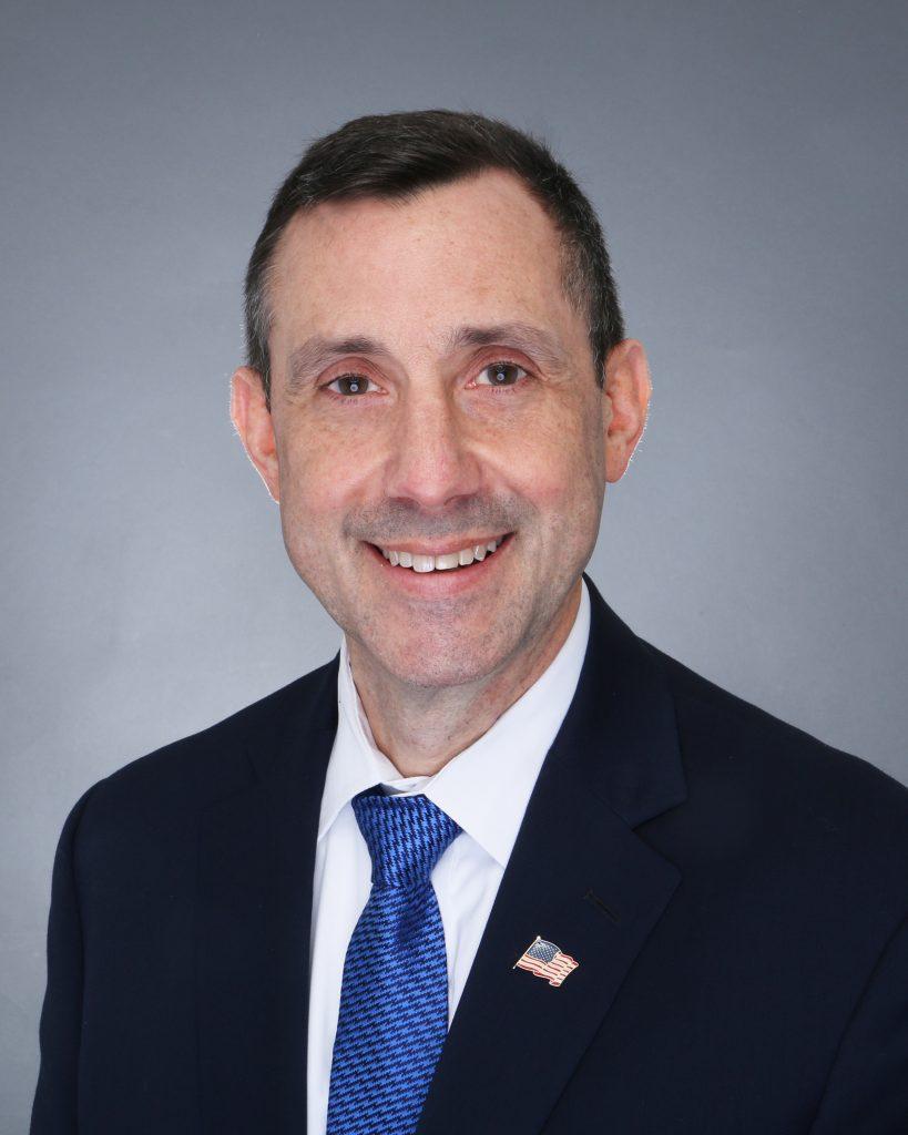 Richard Vaill New VP