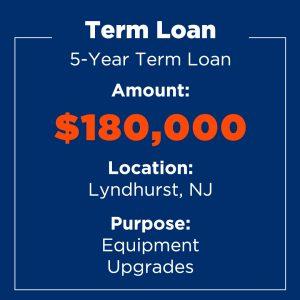 5-Year Term Loan