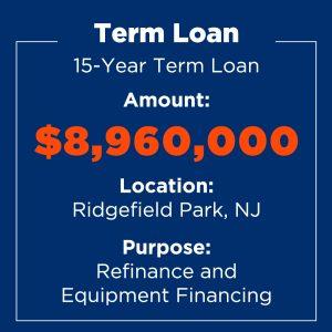15-Year Term Loan