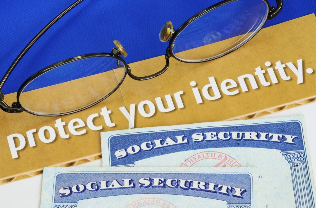 protect your identity photo