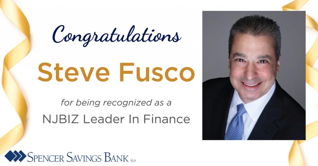 Congrats Steve Fusco