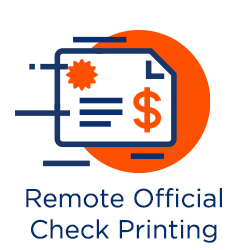 Remote Official Check Printing