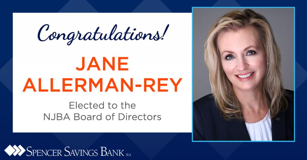 Jane Allerman-Rey Congratulations Banner